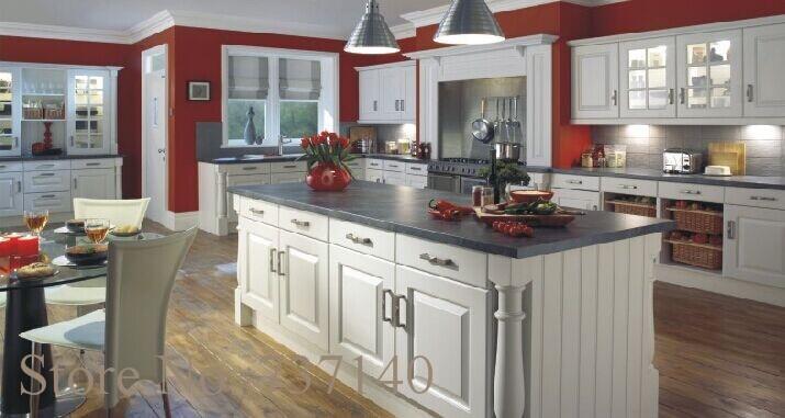 Meuble cuisine laqu cuisine noire et bois en 42 ides for Catalogue mobilia cuisine