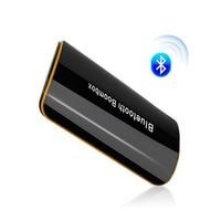Bluetooth 4.1 music receiver audio bass stereo senza fili adattatore 3.5mm AUX amplificatore auto per l'altoparlante del telefono