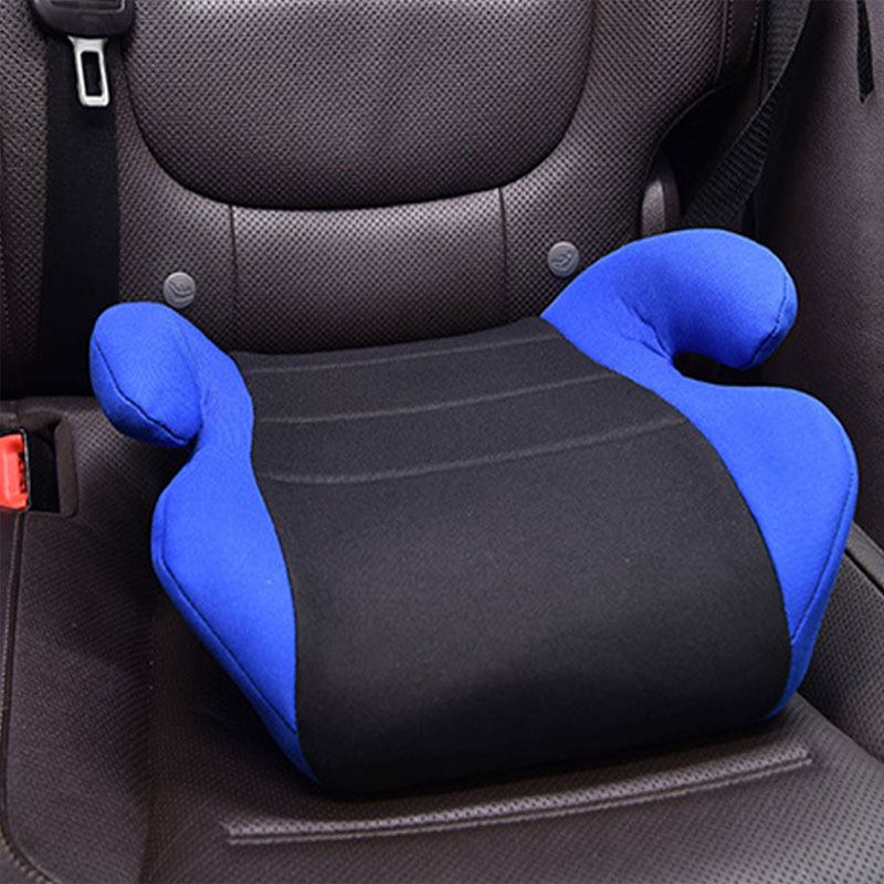 Portable safety booster car seat cushion child / baby seat cushion suitable for 3-12 year old / car seat height pad.