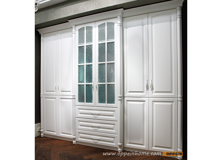 a823b86369 Bedroom Design Swing Door Closet Cabinet Cheap Wardrobe YG61530-in ...