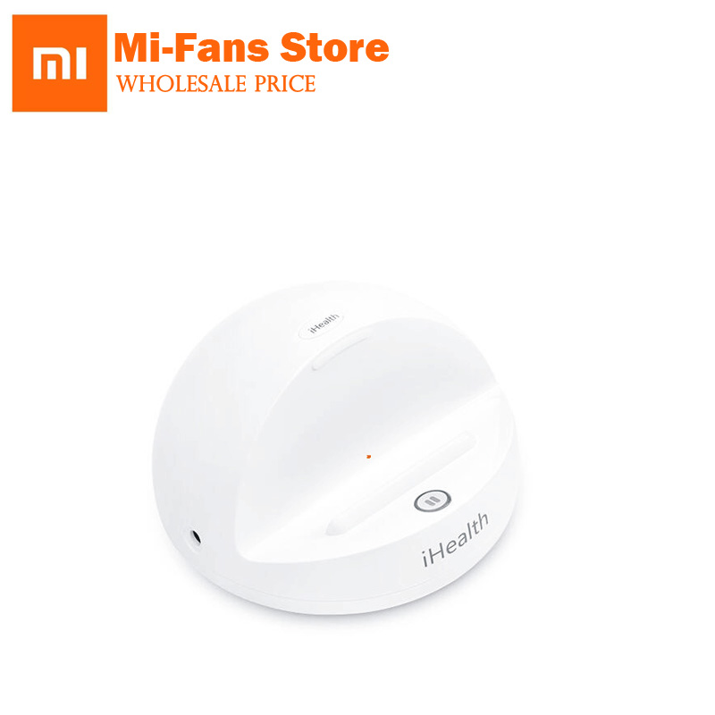 Original Xiaomi iHealth Bluetooth Smart Blood Pressure Pressure Dock Monitor System For Xiaomi Series Electronic Smart