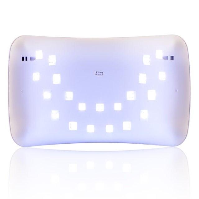 Online Shop New SUN8 UV LED Lamp for Nails Dryer 48W SUN Light ...