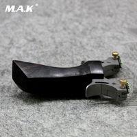 High Quantity Titanium Alloy Slingshot with 6 Pin Optical Fiber Sight for Outdoor Archery Hunting Shooting