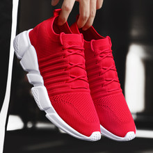 Trampki marki wygodne męskie obuwie męskie buty trekkingowe Tenis Masculino Zapatillas Hombre Deportiva Plus rozmiar 48
