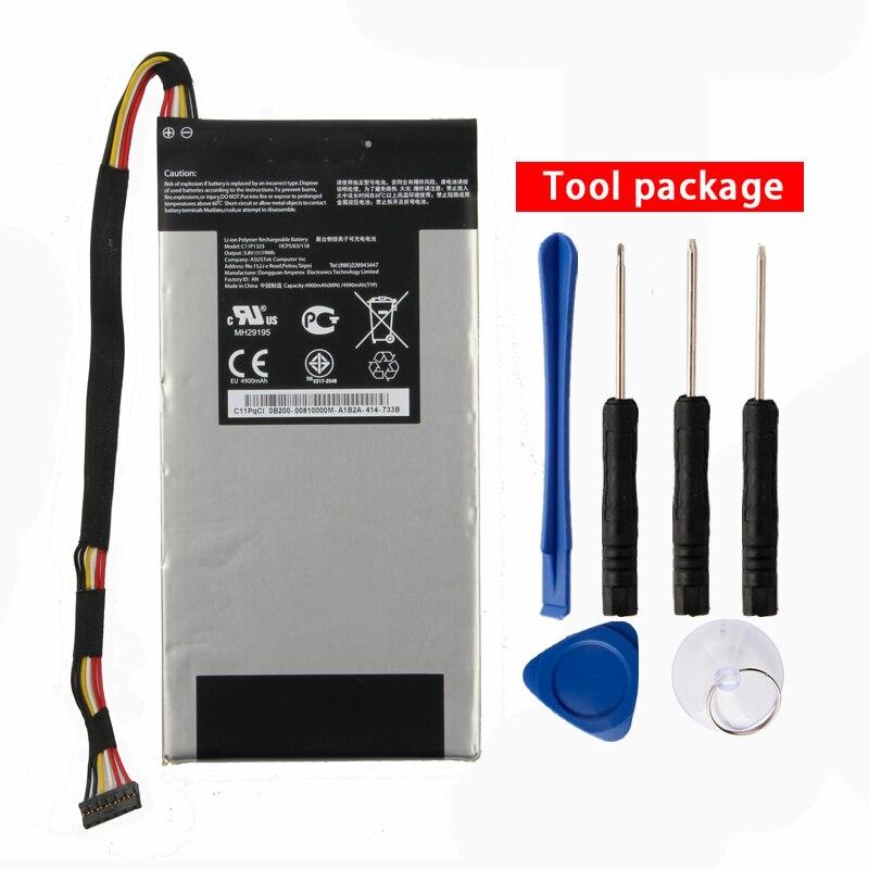 Padfone S 4G PadFone X T00D Padfone X 4G 2300mAh Battery for Asus Padfone S PF500KL Padfone S Plus