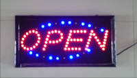 open Sign led displays Neon Lights LED Animated Open Sign Customers Attractive Sign Store Shop Sign 220V el products