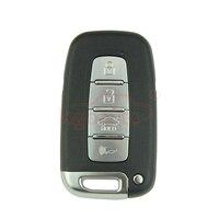 Sportage Smart key 4 taste 434 Mhz 95440 3W000 für Kia Hyundai i30 ix35 Sonata Elantra Santa Fe keyless remote kigoauto