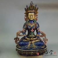 Архаизмы медь Tara украшения, Будда семейные подарки украшения, Коллекция антикварных принадлежностей