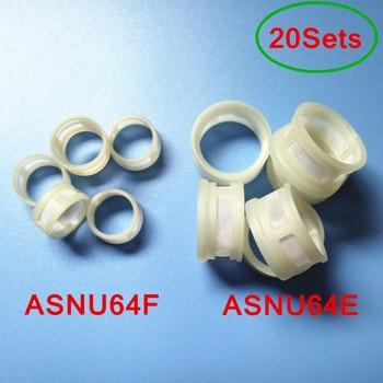 20sets Fuel Injector Filters ASNU64E ASNU64F Top Quality For OEM #17113124, 17113197, 17112693 FJ100