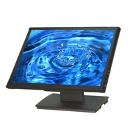 China computer monitor display 19 inch touch screen monitor TFT touch LCD pc monitor HDMI LCD monitors