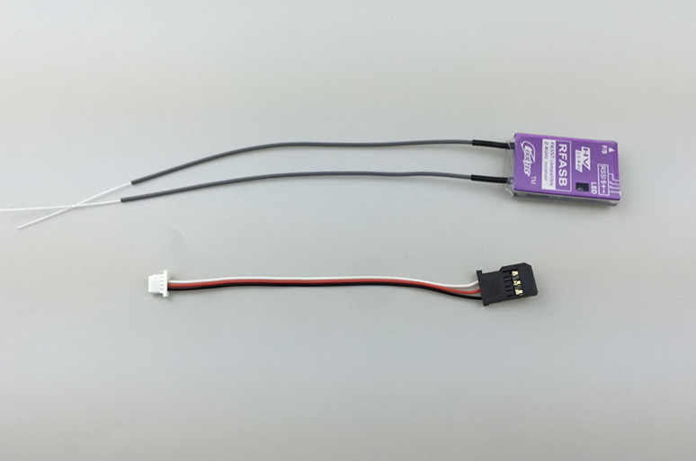 cooltech RFASB Compatible With Futaba Fasst SBUS Racing Drone mini Receiver