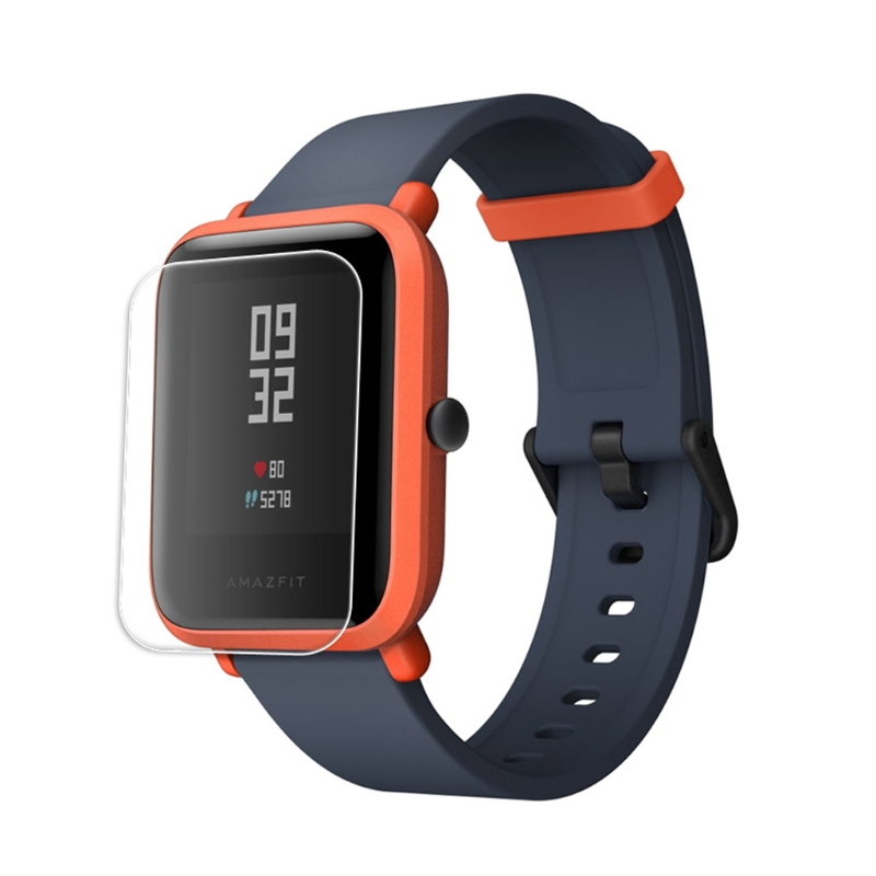 Screen-Protector-Film Smart-Watch Youth Amazfit Bip Xiaomi Support HD for Huami Pace-Lite