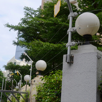 ZORASUN 200M L Type Security Electric Fence to Thailand Customer