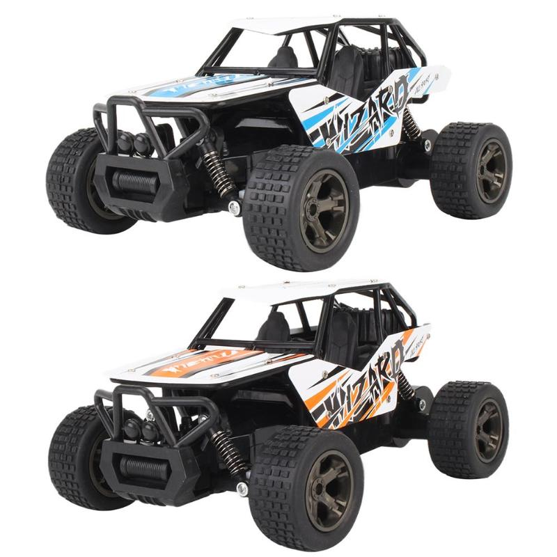 Kids toy 2.4G RC Car Cool Remote Control Car Eletric Rock Crawlers Kid Scale 120 Off-Road Vehicles Model Toy Children Gift
