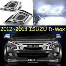 2007 ~ 2011/2012 ~ 2013 D-max daytime light, Libera la nave! LED, niebla D-max luz, 2 unids/set, D Max; DMax
