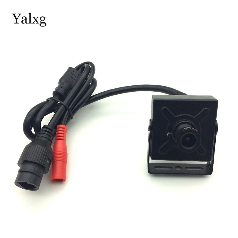 Mini IP 720P / 960P Domácí bezpečnost Vnitřní CMOS senzor Síťová kamera Podpora iOS / Android Remote View a ONVIF For NVR