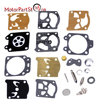 Carburetor Repair Kit Carb Rebuild Tool Gasket Set for Walbro K20-WAT K20-WT K20-WTA H20-WT STENS 615-463 @