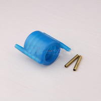 68 32mm 66 25mm Silicone Cover For 2858 3660 Brushless Motor Water Cooling Protector Covers RC