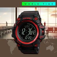 zk20 S SHOCK Military Sports Watches Compass Pedometer Calories Male Watch Digital Waterproof Electronic Watches Men Wristwatch