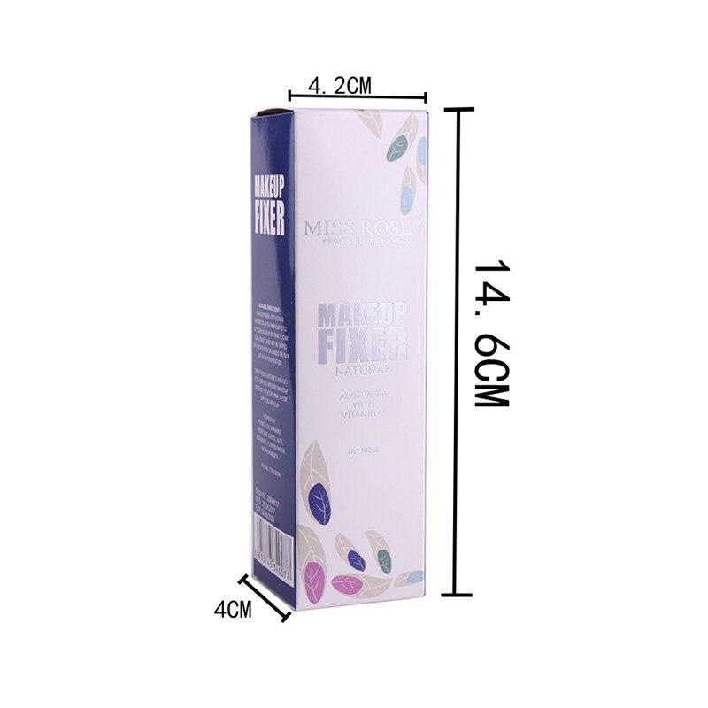 50/100/120ml sprawiają, że Up Spray naprawiono twarzy fundacja stawiania butelek wykończenie makijaż mgły długotrwały rozpylanie kosmetyki 6