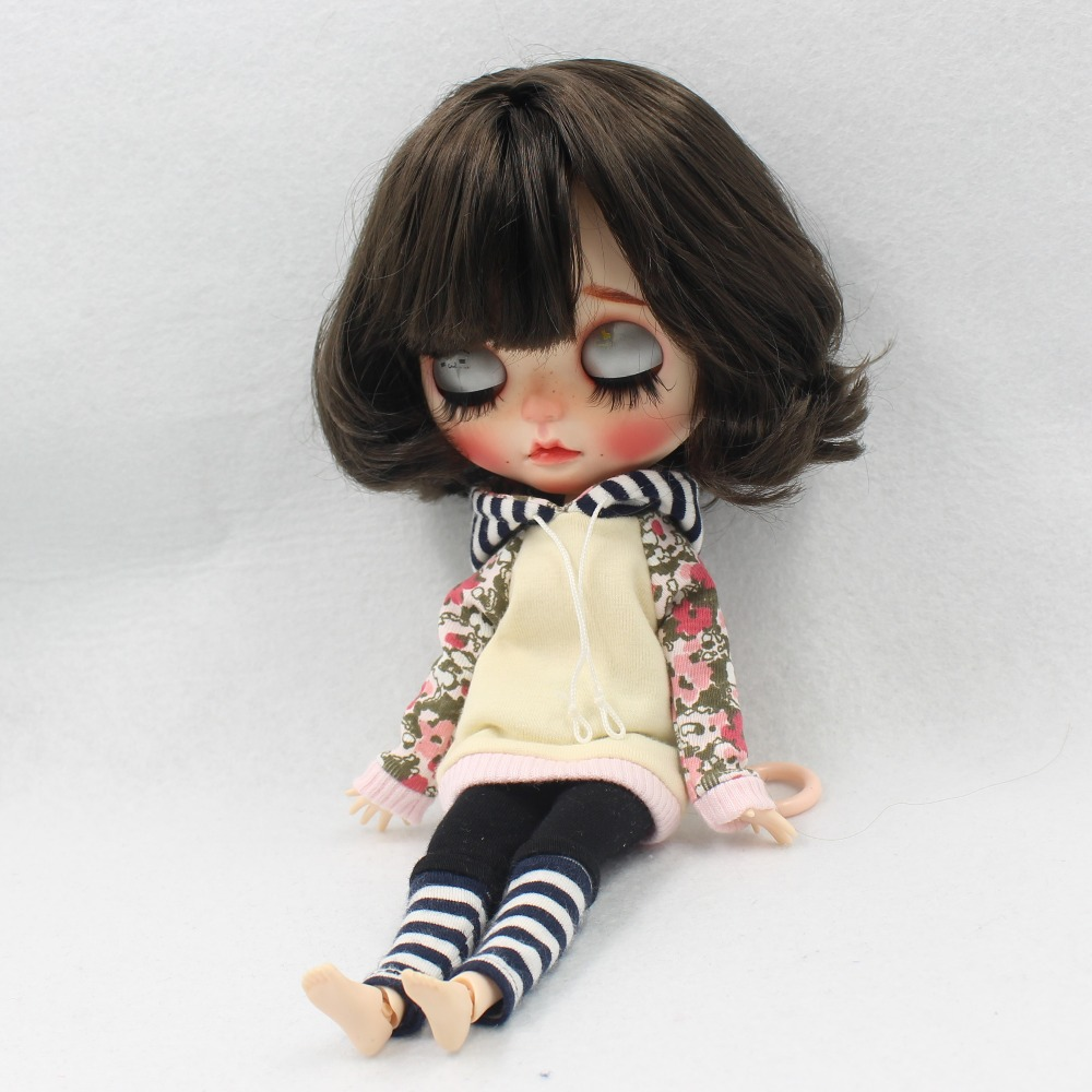 Neo Blythe Doll Hoodie & Pant With Shoes 3