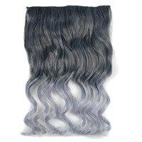 Chất lượng cao sóng lớn tóc đồ trang sức 120 gam 45 cm phụ kiện tóc tổng hợp xoăn hairwear cho phụ nữ thời trang của tóc mở rộng