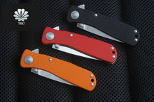 TRSKT (S.O.G ) Twitch II  Stainless Steel Folding Knife AUS-8 Blade Camping hunting Knife Survival knives EDC tool G10 knife