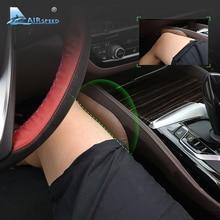 Скорость полета кожа ног подушки наколенники бедра Поддержка Подушка интерьерная автомобильные аксессуары для BMW E46 E39 E60 E90 E36 F30 F10 x5 Z4 7