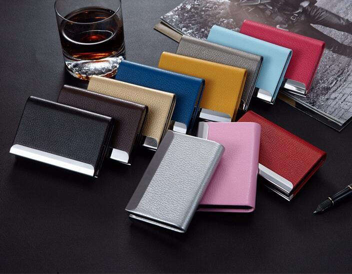 Embossed PU Leather Stainless Steel Stainless Steel Men