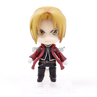 Fullmetal Alchemist Edward Elric Nendoroid 788 PVC Action Figure Da Collezione Model Toy Doll