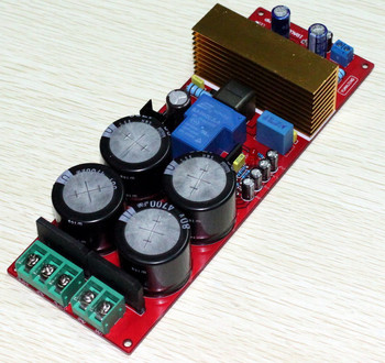 Assembled IRS2092 350W 8ohm amplifier board Class D Mono amp board with UPC1237 Protection circuit