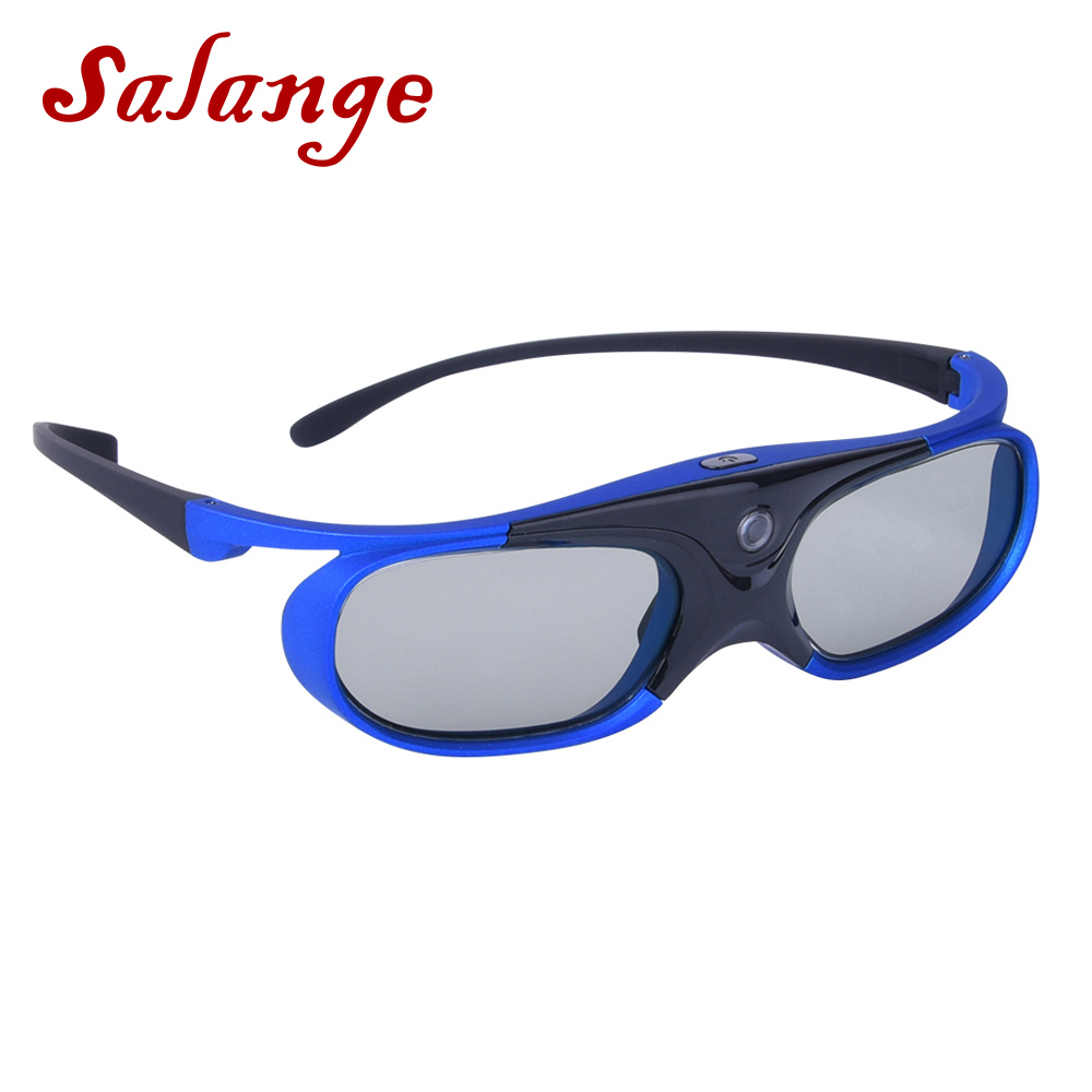 Universal DLP LINK Active Shutter 3D Glasses For Xgimi H1 H1S Jmgo Coolux 3D Ready DLP Projector TV 3d очки oem 3d dlp link dlp 3d optoma lg acer benq w1070 3d dlp cx 30