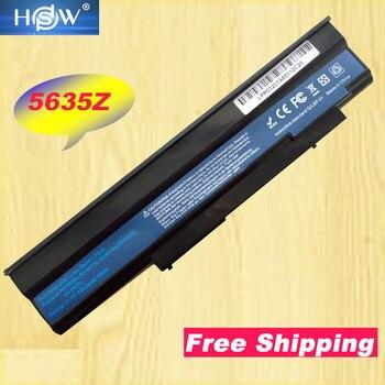 HSW-Batería de 6 celdas para ordenador portátil, para Acer Extensa 5235, 5635,...