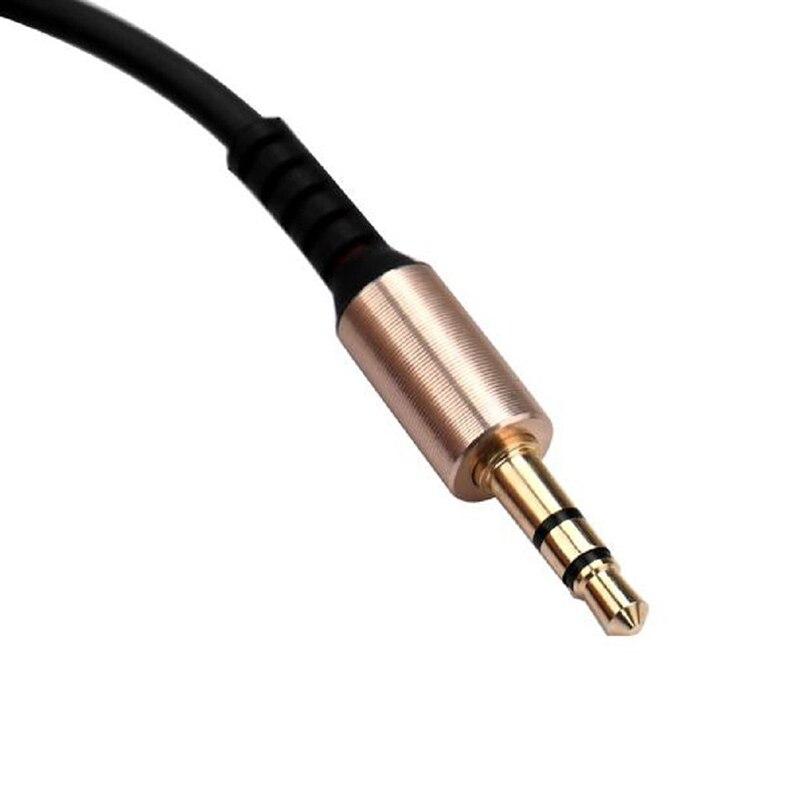 Go2link Весна защитный стерео-аудио AUX вспомогательный кабель для автомобиля для IPhone, IPod для Samsung Galaxy MP3 MP4