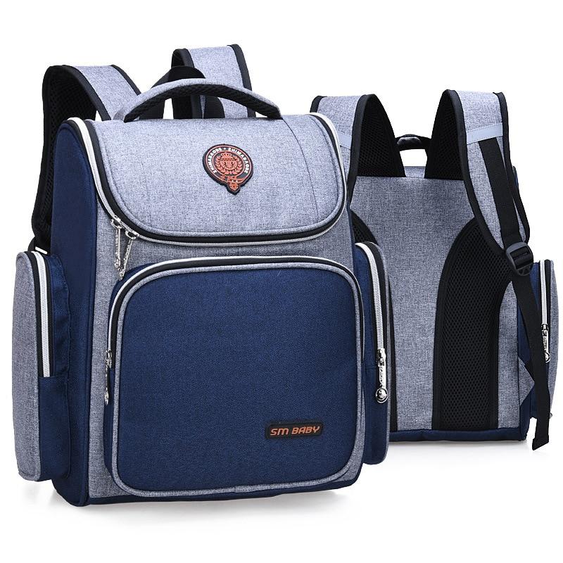 Children Backpack School Backpack For Boys Large Capacity Orthopedic Satchel Children School Bags Girls Schoolbag Student