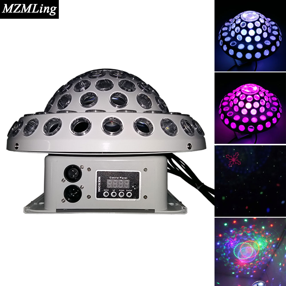 Led 3x5w Spot Light DMX512 Effect Light Professional DJ /Bar /Party /Show /Stage Light LED Stage Machine rolsen ms 1770se