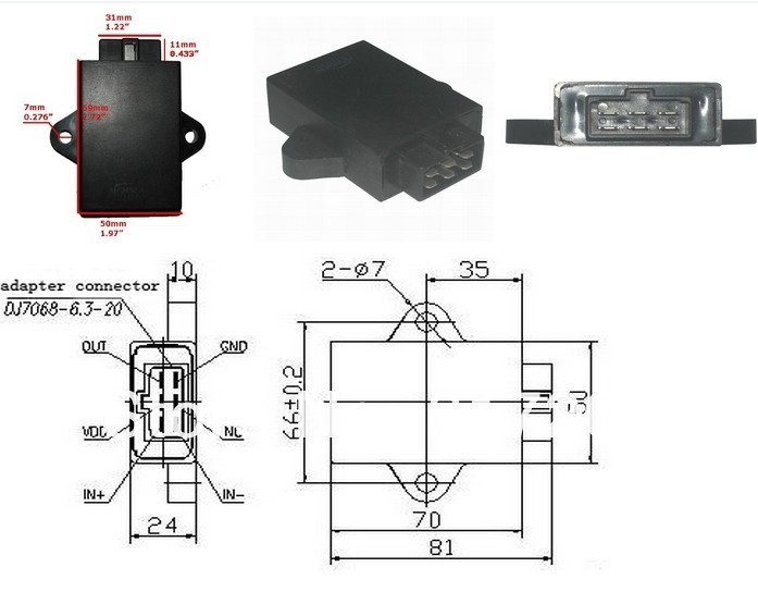 US $18.79 6% OFF|for Suzuki GN250 TU GN 250 Digital Ignition Control on ignition module installation, ignition switch diagram, ignition module switch, ignition module troubleshooting, ignition module parts, ford ignition coil diagram, electronic ignition module diagram, ignition system, ford distributor diagram, ignition module circuit diagram, gm distributor diagram,