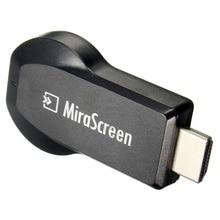 Лучшие предложения Mirascreen мини беспроводной WiFi дисплей ключ литой фото/видео/музыка с Android смартфона/планшетного ПК на большой экран