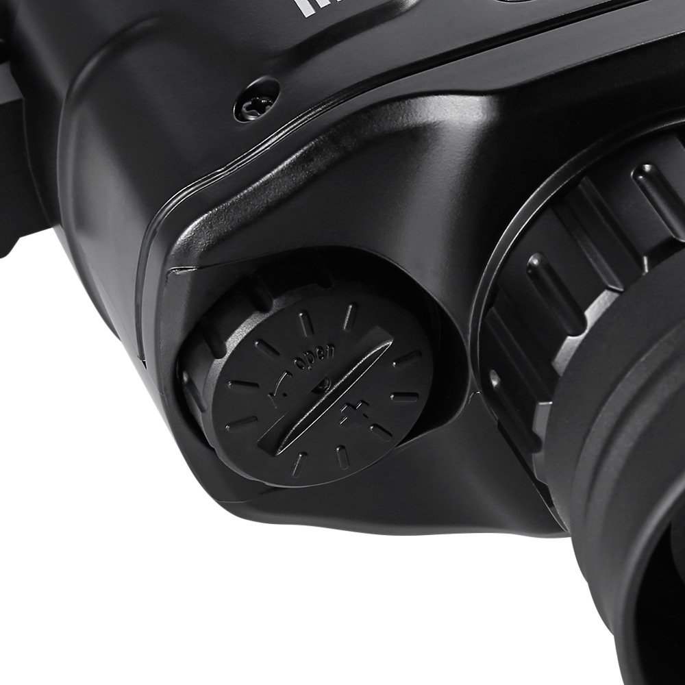 Jagd Nachtsichtgerät Fernglas 5x40 Infrarot Digitalkamera Hoher Vergrößerung mit Video-ausgang Nachtsicht Jagd