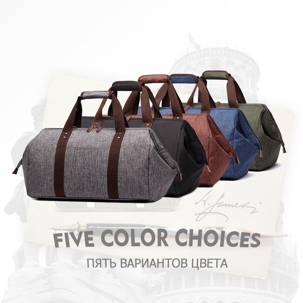 MARKROYAL Vattentät resväska Stor kapacitet Bär på väska Väska - Väskor för bagage och resor - Foto 6