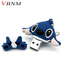 Lilo & Stitch USB Flash Drives 32GB 16G 8G 4GB Pen Drive