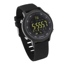 Reloj inteligente para Samsung iphone Pasómetro Ultra larga Espera Impermeable IP68 Al Aire Libre de Natación Deporte Smartwatch para Android ios