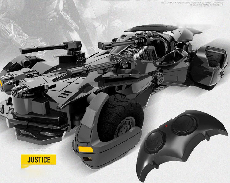 1:18 2.4GHZ Batman remote control electric RC car toy model Batmobile RC Sports Vehicle cool car ...