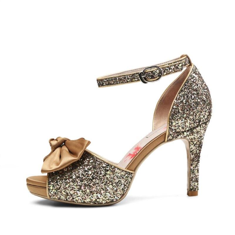 Female Waterproof Club Top In Heel Stiletto Product Silver Sandals nNw8vm0O