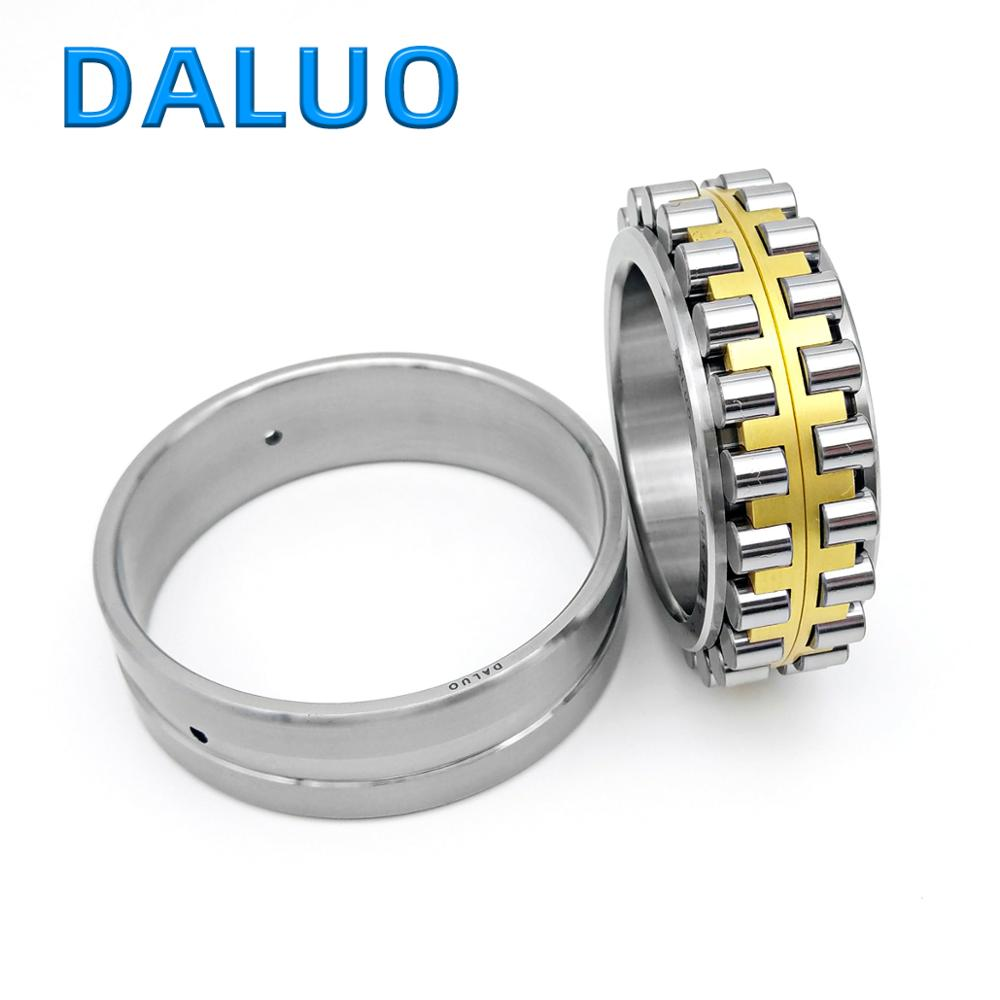 DALUO BEARING NN3016K NN3016 SP UP W33 3016 80x125x34 P4 P5 DALUO Bearing Double Row Cylindrical Roller BearingsDALUO BEARING NN3016K NN3016 SP UP W33 3016 80x125x34 P4 P5 DALUO Bearing Double Row Cylindrical Roller Bearings