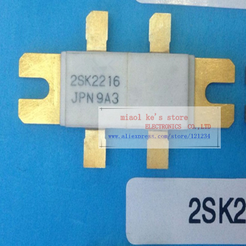 2SK2216  K2216  [ 28V-60V 20A 140W 860MHz ]  Silicon N-Channel MOS FET TRANSISTOR2SK2216  K2216  [ 28V-60V 20A 140W 860MHz ]  Silicon N-Channel MOS FET TRANSISTOR
