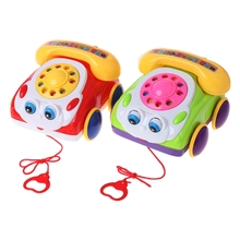 Get more info on the Telephone Toy Toddler Educational Music Phone Toy Basics Chatter Kids Baby Toy