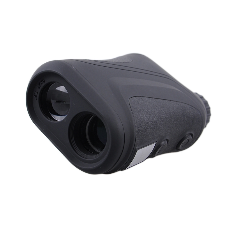 600M Multifunction 6x Laser Range Finder Monocular Telescope For Hunting Golf Distance