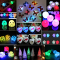 Mickey Mouse Colorful night light novelty LED lights atmosphere adjustment cartoon toys