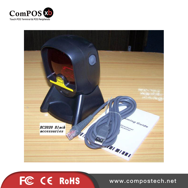 High quality Omni directional barcode scanner/pos system accessories for retail shop verifone vx610 omni 5600